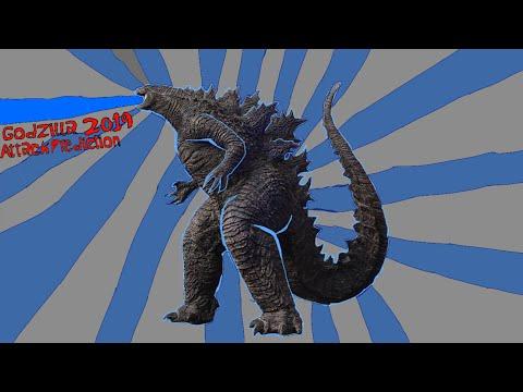 Godzilla 2019 Remodel