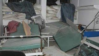 أخبار عربية - قصف روسي يستهدف مستشفى في ريف إدلب