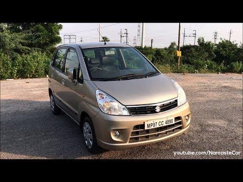 Maruti Suzuki Zen Estilo/MR Wagon VXi  2014 | Real-life Review