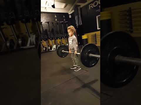 Princess P and Deadlifts