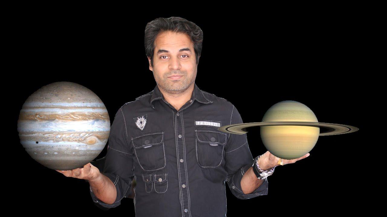 Jupiter and Saturn conjunction in Astrology