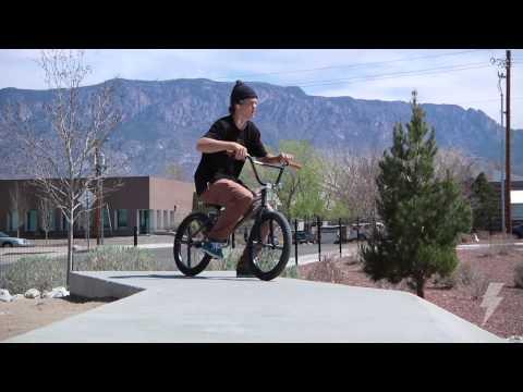 DAN'S COMP BMX: DEVON SMILLIE SKATEBOARDING/BMX
