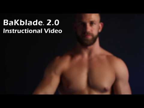 Shear Off Your Back Hair Painlessly with BaKblade [Updated]