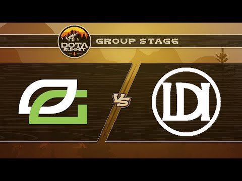OpTic Gaming vs Let's Do It vod