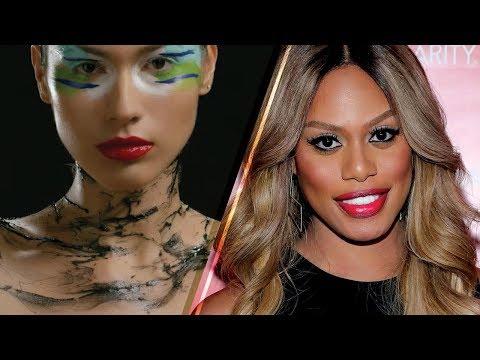 Laverne Cox Set to Host Kim Kardashian West & Diana Madison's New Show 'Glam Masters'