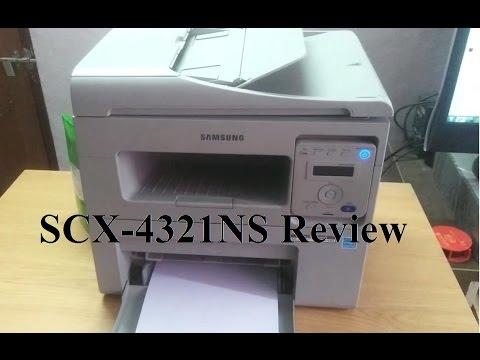 SAMSUNG SCX 4321NS DRIVERS PC