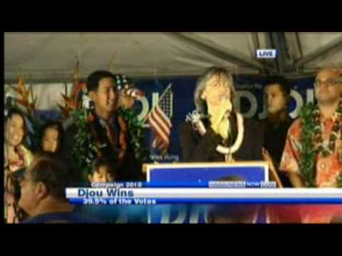 Charles Djou Wins Hawaii Special Election