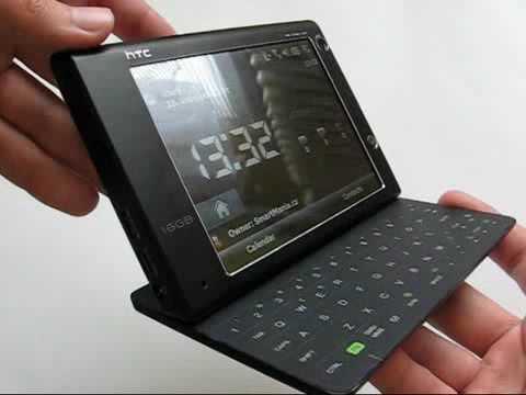 HTC X7510: Videopohled (1. část)