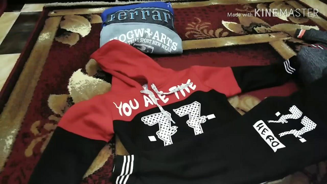 4d83cde0c اسعار الملابس الشتوية ٢٠١٩/مشترياتي لأولاده من ملابس الشتاء ...