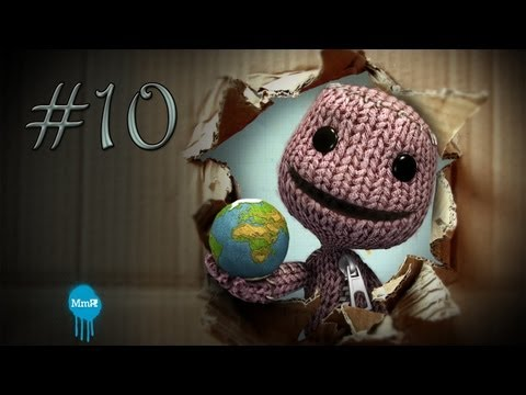 Little Big Planet - All Prize Bubbles - Boom Town