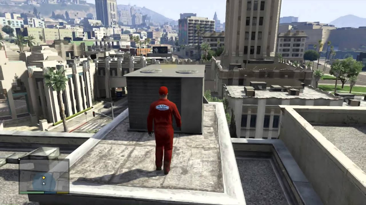 Grand Theft Auto 5 Walkthrough Part 12 Mission11 The