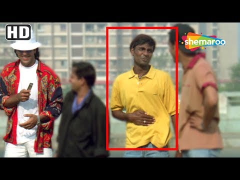 Remo D'souza with Akshay Kumar in Aflatoon movie scene - Best Bollywood Choreographer - Nawabzaade