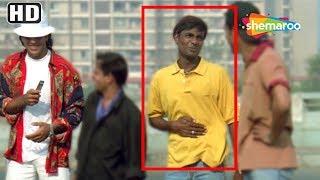 Remo D'souza with Akshay Kumar in Aflatoon movie scene - Best Bollywood Choreographer - Nawabzaade
