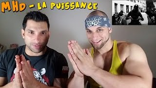MHD - AFRO TRAP Part.7 (La Puissance) [REACTION]