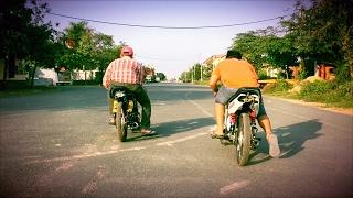Lò xe độ chuyên độ WAVE huyền thoại Sài Gòn