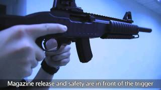 KJ 10/22 Gas Blowback Carbine (HD) - Redwolf Airsoft - RWTV