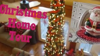 CHRISTMAS HOUSE TOUR / A VISIT FROM JACK THE ELF