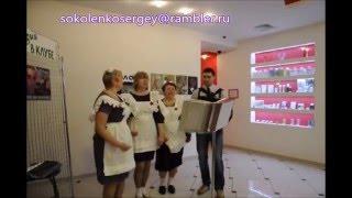 Ведущий баянист группа Бамбарбиа Сергей Соколенко - Урок пения