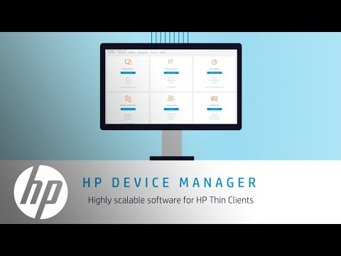HP Thin Tools | HP Z Workstations