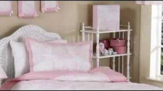 Pink Toile Bedding by JoJo Designs