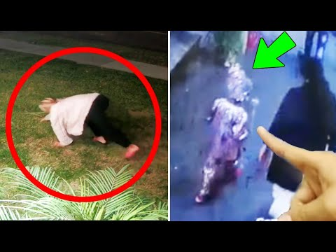 6 Creepy And Mysterious Unusual Moments That Puzzled People!