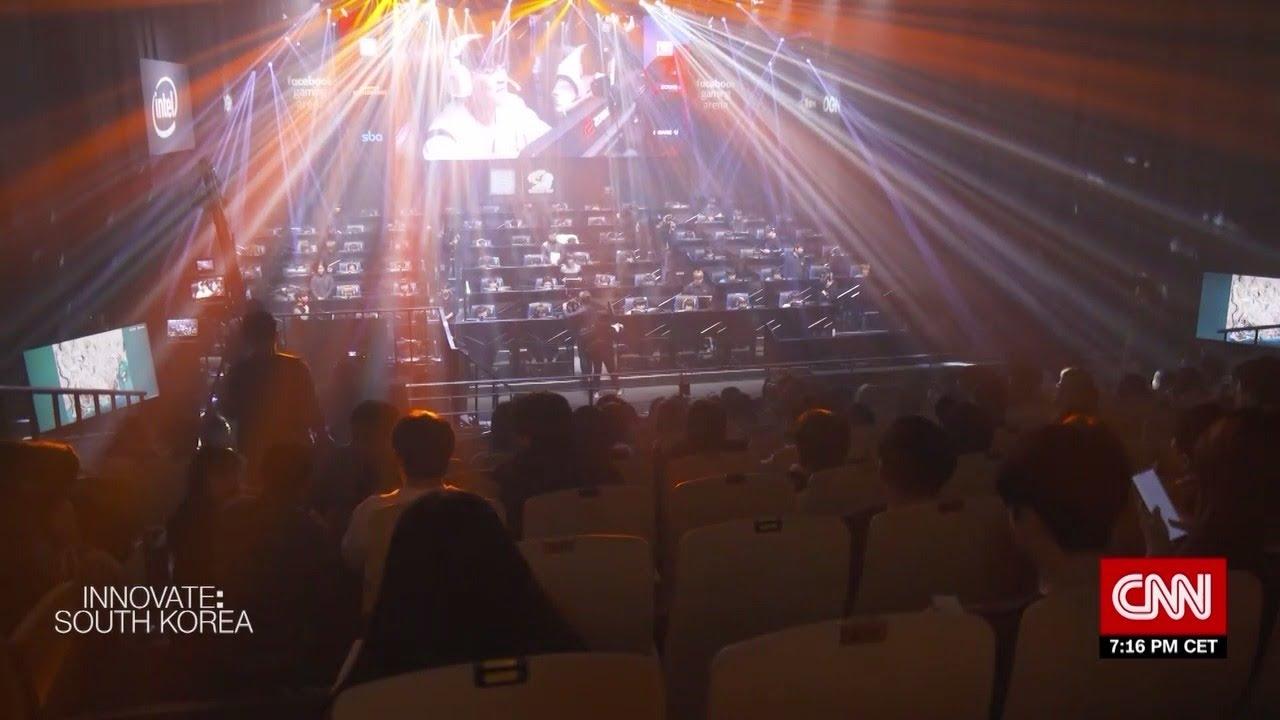 """""""Innovate: South Korea"""" - Winner Winner Chicken Dinner"""