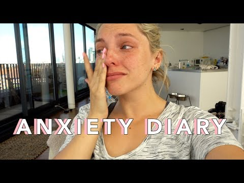 ANXIETY DIARY – HOW I RECENTER MYSELF