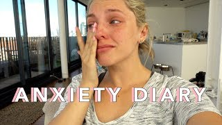 ANXIETY DIARY - HOW I RECENTER MYSELF