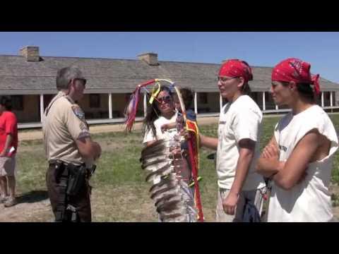 Dakota Native Americans Occupy Ft. Snelling