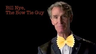 Bill Nye, The Bow Tie Guy