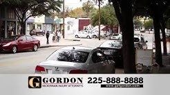 Baton Rouge Car Accident Lawyers | Gordon McKernan Injury Attorneys