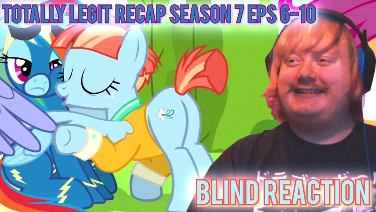 Download Blind Reaction - Totally Legit Recap Season 7 Episodes 6-10