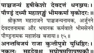 Bhagwat Geeta In Hindi Pdf File