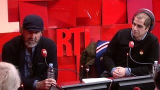 La réaction d'Eric Cantona sur l'affaire Patrice Evra
