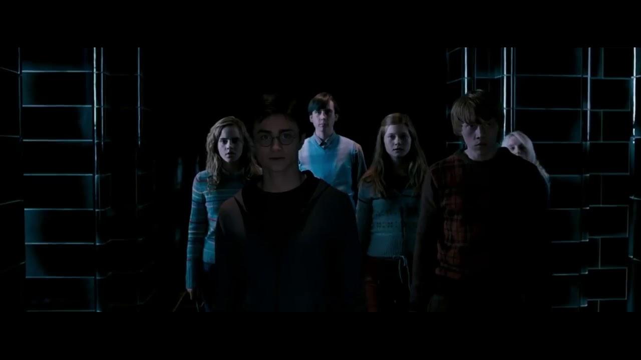 Гарри Поттер и Орден Феникса - Пророчество - YouTube