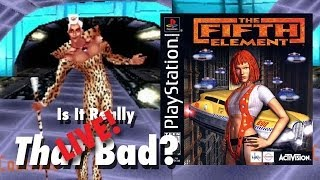 The Fifth Element (PS1), Is It Really That Bad? Live!