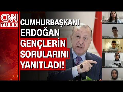 Cumhurbaşkanı Erdoğan'dan normalleşme açıklaması! Okullar açılacak mı?