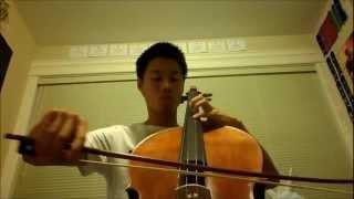 Kiss The Rain - (Yiruma) - Cello