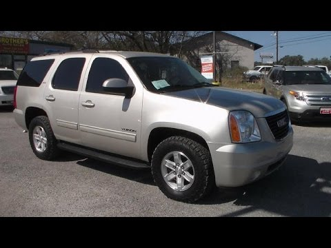 2013 GMC Yukon SLT Review
