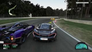Project Cars GOTY Edition McLaren P1 60fps @ Zolder, Xbox One,PS4