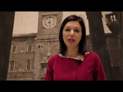 Francesca Spigarelli - Winter school 2017 - Cina Center - UNIMC
