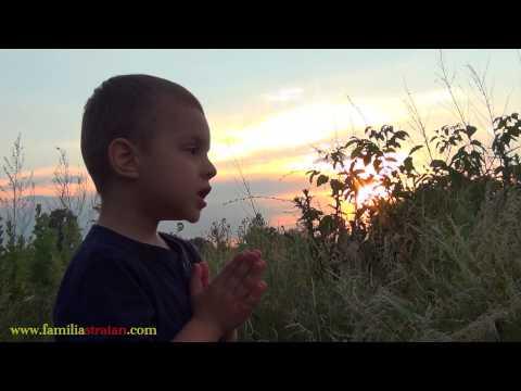 Plecaciune - Cezar Stratan (La 4 ani)