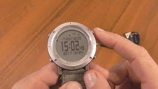 Часы для путешественника  North Edge Range2