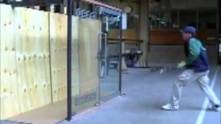 Tecdur® Security Glass Door