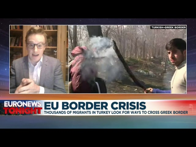The EU's response to the Greek-Turkish crisis