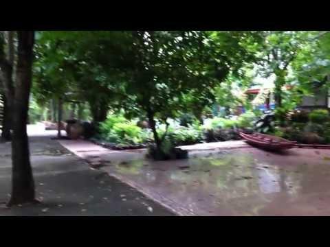 เที่ยววัดสวนแก้ว นนทบุรี หรอยกู60วินาที