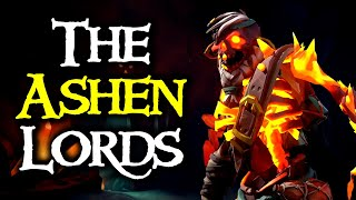 THE ASHEN LORDS // SEA OF THIEVES - The new threat on the seas!