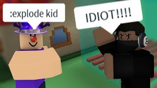 ROBLOX Admin Trolling on Khols Admin House (ABUSING FUN)