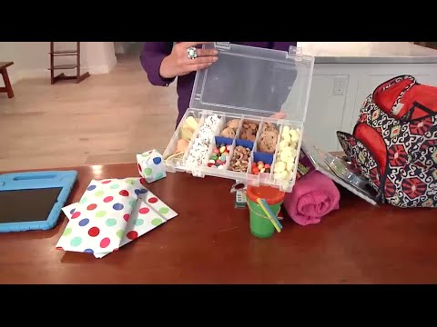 Carry-on Must Haves For Kids - Traveling with Teresa Strasser