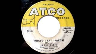 Bobby Darin _– What